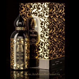 Attar Collection - Queen of Sheba